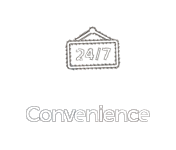 Convinience